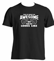 60th Birthday Gift Ideas For A 60 Year Old Mens T Shirt Birthday Present Ideas