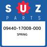 09440-17008-000 Suzuki Spring 0944017008000, New Genuine OEM Part