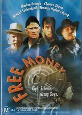 FREE MONEY, CHARLIE SHEEN WITH ALL STAR CAST, Until Death Do They Part NEW DVD