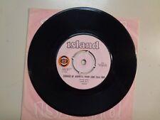 "BLIND FAITH:Change Of Address From June 23rd 1969-Sales Office-U.K. 7"" Island DJ"