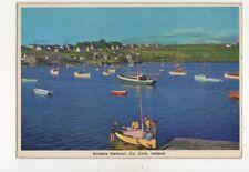 Kinsale Harbour Co Cork Ireland Postcard 983a