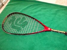 "Black Knight 8110 Super Lite Squash Racket Racquet ""Nice"""