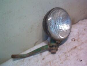 "GUIDE 4"" TRACTOR LAMP  Lens #5936059 JOHN DEERE OLIVER W/MOUNT"
