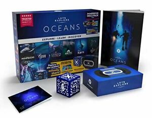 Let's Explore Oceans Virtual Reality Immersive Learning Experience VR AR Headset