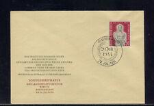 BERLIN: ERSTTAGSBRIEF, MiNr. 119, BERLIN 20.7.1954 => F D C