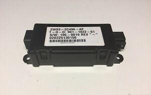 JAGUAR S TYPE Electronic Handbrake Module PN: 2W93-2C496-AF excellent cond 02-04