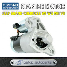 Starter Motor for Jeep Grand Cherokee WJ WG WH V8 engine 3Y5 4.7L Petrol 99-12