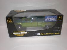 1/18 2001 Chevy Silverado Dually / Ertl Elite Edition