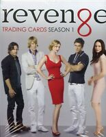 Revenge Season 1 Card Album