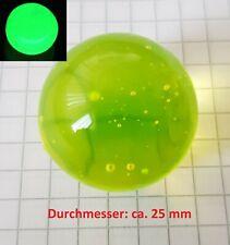 Prüfstrahler Uranglaskugel 25 mm + 10 mm, für Geigerzähler - Gamma Scout