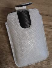 ASSEM echt leder Handy Gürtel Tasche Hülle Etui case cover Apple iPhone 5s/5c/5