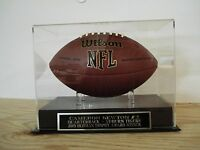 Display Case For Your Cam Newton Auburn Heisman Autographed Football