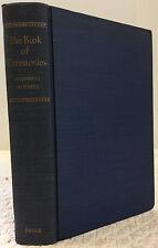 BOOK OF CEREMONIES -Laurence J. O'Connell & Walter J. Schmitz, 1956, Latin Mass