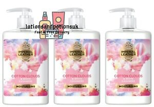 Imperial Leather COTTON CLOUDS Hand Wash 300ML - 3 Pack