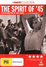The Spirit of '45  - DVD - NEW Region 4