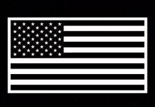 Pair American Flag Vinyl Decal Sticker, Usa Patriotic U.S.A NRA Jdm Car Truck