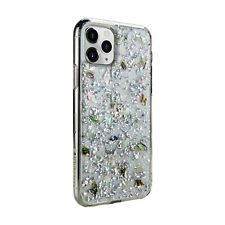 For iPhone 11 Pro - Switcheasy Flash Transparent Conch Case
