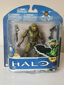 Halo Master Chief Combat Evolved Mcfarlane Toys Action Figure .