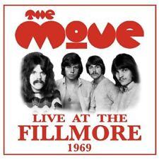 The Move, Move - Live at Fillmore 1969 [New CD]