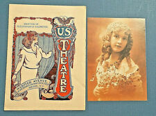 1916 U.S. THEATRE MOVIE GUIDE,Bronx,NY-MARY MILES MINTER,Innocence of Lizette