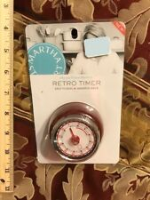 Martha Stewart Collection Mechanical Timer - Red