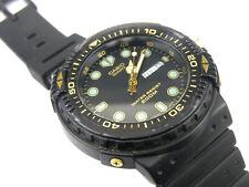 Vintage Rare Casio Diver MRD-201W 394 Module Mens Watch - 200m