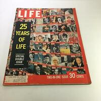 Life Magazine: December 26, 1960 - 25 Years of Life: Special Double Issue