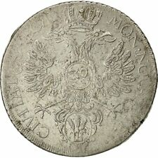 [#481778] Coin, German States, LUBECK, 32 Schilling, Gulden, 1752, VF(20-25)
