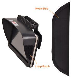 Universal Car GPS Navigation Sun Shade Holder Sun Visor for Garmin Nüvi 5 /7 In