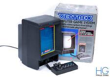 Milton Bradley/MB Vectrex Komplette Konsole & Controller Boxed Bundle!
