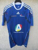 Maillot handball EQUIPE de FRANCE TECHFIT pro ADIDAS shirt jersey M THEO