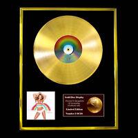 MARIAH CAREY RAINBOW CD  GOLD DISC VINYL LP FREE SHIPPING TO U.K.
