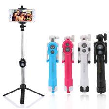Extendable Handheld Selfie Self Phone Stick Monopod Bluetooth Shutter Tripod