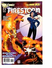 Lot Of 5 Firestorm DC NEW 52 Comic Books # 5 6 7 8 9 Batman Flash J259