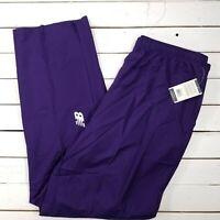 New Balance NB Track Pants Mens 2XL Purple Warm up London Western NBPU1