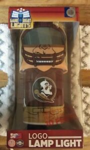 FOREVER COLLECTIBLES FLORIDA STATE LOGO GAME NIGHT LIGHTS LAMP LIGHT ~BNIB~