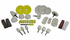 Deluxe Specialty Buffing Kit with Sampling of Compound