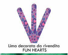 Miss Ky Lima Decorata FUN HEARTS Professional Nail Products by KyLua made Italy
