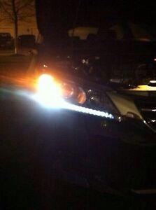 2013- 2015 Honda Accord Headlight Strip 2X Smd T10 152 158 147  LedXenon White