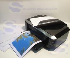 5 x DIN A3 Magnetpapier  Fotodruck  weiß matt  DIN A3 - Magnetfolie Fotopapier