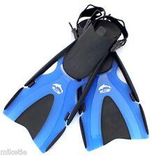 New design Scuba Diving/Snorkelling Open Heel Fins WIL-DF-1  Size L