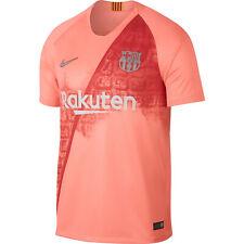 Nike FC Barcelona 18/19 Herren Ausweichtrikot 918989-694 rosa Fussball Neu XL