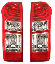 NEW GENUINE TAIL LIGHT LAMP LED TYPE for ISUZU D-MAX DMAX 9/2014 -1/2017 PAIR