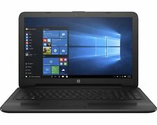 "HP 15.6"" HD Laptop AMD Quad Core A6-7310, 4GB RAM & 128GB SSD, Windows 10 Home"