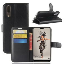 New PU Leather Wallet Flip Stand Case Cover For Huawei P20 P20 Pro P20 Lite