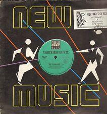NIGHTMARES ON WAX - Aftermath 1990 New Music International NMX 430 Ita