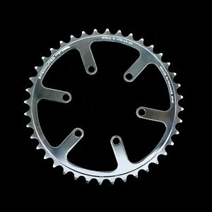 Specialites TA 208 1990s Cyclo-Touriste Inner Chainring 45T BCD 80
