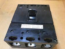 Siemens ITE Circuit Breaker JD3-B400 w/ 400 Amp Trip 3-Pole 125/240 VAC