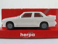Herpa 2061 BMW M3 (1986-1990) in altweiß 1:87/H0 NEU/OVP