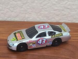 2001 #43 John Andretti Le Sueur Pea Cereal Promo 1/64 NASCAR Diecast